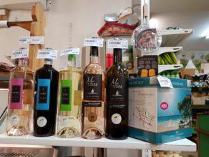 La Provence s'invite dans la cave à vin Prim-Frais Alimentation Domene